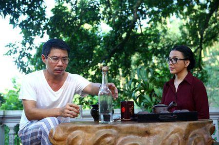 Hai NSND Lan Huong cung vao vai ba me trong 'Song chung voi me chong' - Anh 3