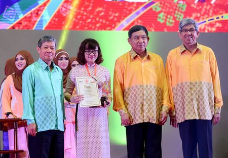 Ton vinh san pham qua giai thuong ASEAN ICT Awards 2017 - Anh 1