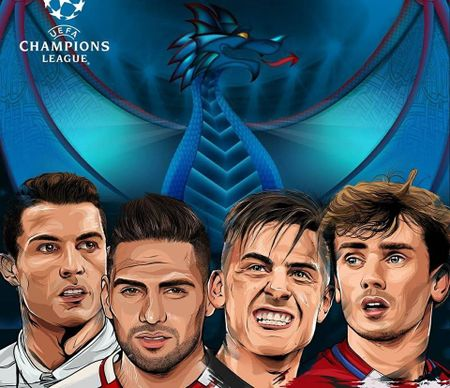 Boc tham ban ket Champions League: Real dung do Atletico - Anh 2