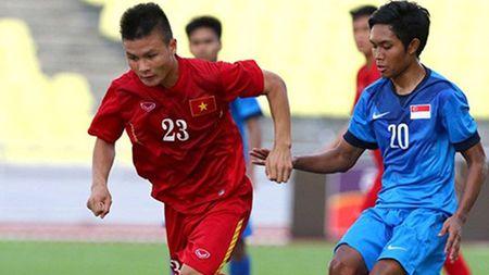 Diem tin bong da Viet Nam toi 21/4: Binh phuc chan thuong, Tuan Anh san sang dau voi dan em Messi - Anh 2