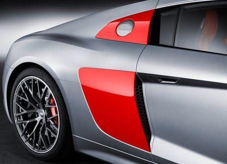 Sieu xe Audi R8 Audi Sport Edition dac biet gia 4,4 ty - Anh 2