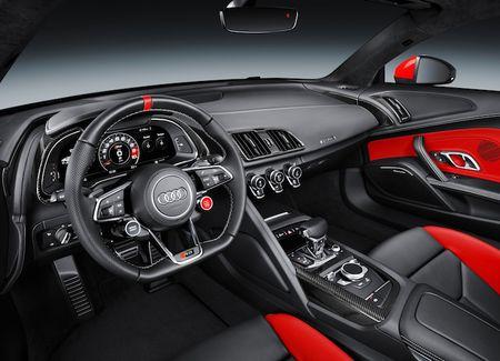 Sieu xe Audi R8 Audi Sport Edition dac biet gia 4,4 ty - Anh 4
