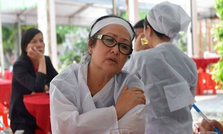 Vo nghe si Thanh Sang: 'Thuong anh tu nhung an tinh…' - Anh 1