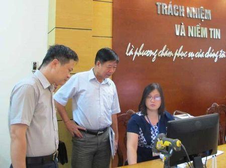 Kho hieu cach lam viec cua Cuc thue TP Hai Phong - Anh 1