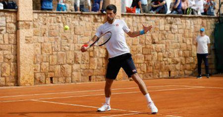 TRUC TIEP Djokovic - Goffin: Nghet tho cuoi set 3 - Anh 3
