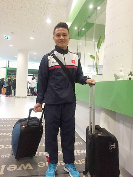 HLV Duc 'truyen bi kip' cho thu mon tuyen U20 Viet Nam - Anh 1