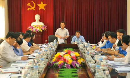 T.U Doan khao sat mo hinh co quan tham muu giup viec chung - Anh 3