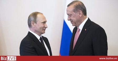 Dien Kremlin noi gi ve chu de cuoc gap Putin-Erdogan sap toi? - Anh 1