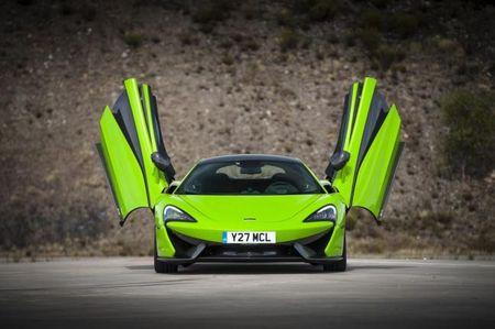 McLaren 570S Spider sap sua duoc ven man co gi dac biet? - Anh 1