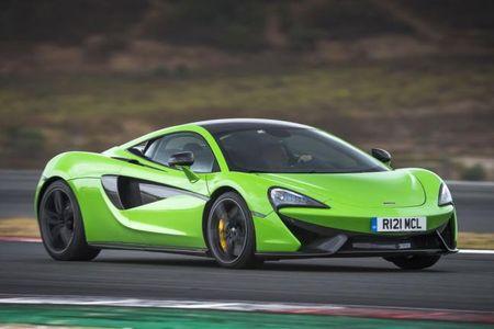 McLaren 570S Spider sap sua duoc ven man co gi dac biet? - Anh 4