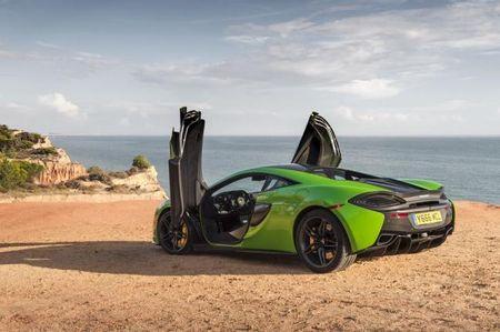McLaren 570S Spider sap sua duoc ven man co gi dac biet? - Anh 9