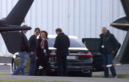 Tom Cruise den Paris quay phim khi phien quan IS xa sung - Anh 1