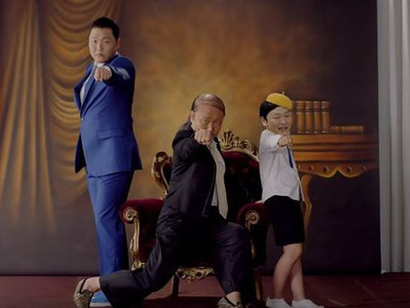 Psy phat hanh album moi vao thang 5 - Anh 2