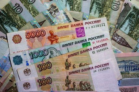 Nga: Dong ruble manh gop phan thuc day tang truong kinh te - Anh 1