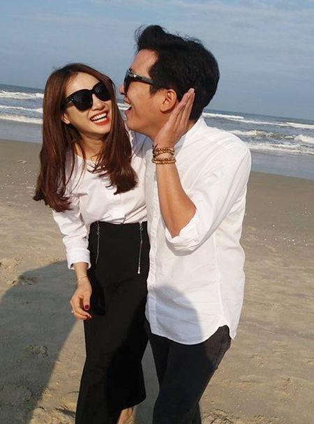Khong ngo Nha Phuong bao den the khi di bien cung Truong Giang - Anh 10