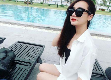 Khong ngo Nha Phuong bao den the khi di bien cung Truong Giang - Anh 11