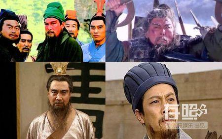 Chuyen 'tham cung bi su' ve loat phim Tam Quoc, Thuy Hu - Anh 1