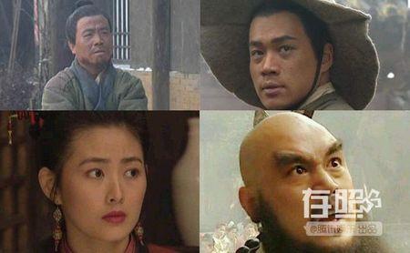 Chuyen 'tham cung bi su' ve loat phim Tam Quoc, Thuy Hu - Anh 3