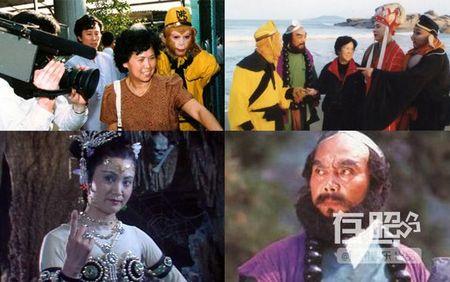 Chuyen 'tham cung bi su' ve loat phim Tam Quoc, Thuy Hu - Anh 5