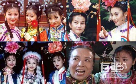 Chuyen 'tham cung bi su' ve loat phim Tam Quoc, Thuy Hu - Anh 7