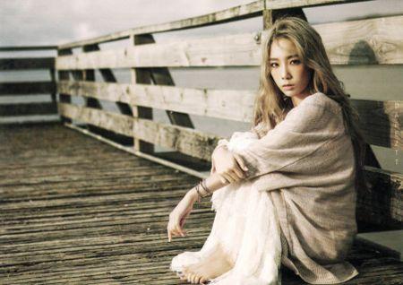 Taeyeon dep sexy khong can khoe da thit - Anh 1