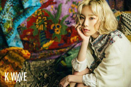 Taeyeon dep sexy khong can khoe da thit - Anh 6