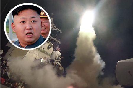 Kim Jong-un lenh san sang bat cu khi nao My 'doi bao lua' - Anh 1