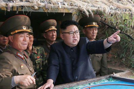 Kim Jong-un lenh san sang bat cu khi nao My 'doi bao lua' - Anh 2