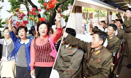 Trieu Tien ngop co hoa don nhung nguoi co cong phong ten lua thanh cong - Anh 1