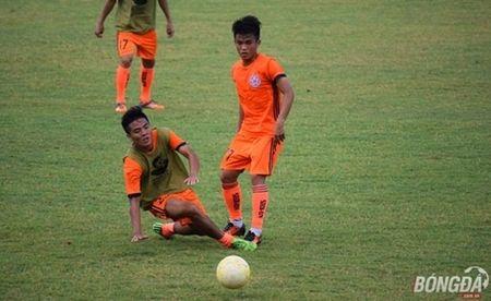 Thai Sung nhan 'qua nong' truoc giai doan luot ve V-League 2017 - Anh 1