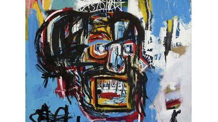 Ky luc 110,5 trieu USD cho tranh Jean-Michel Basquiat - Anh 1