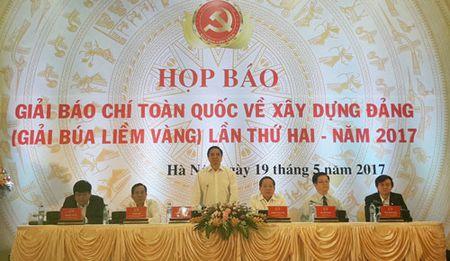 Hop bao Giai bao chi toan quoc ve xay dung Dang - Anh 1