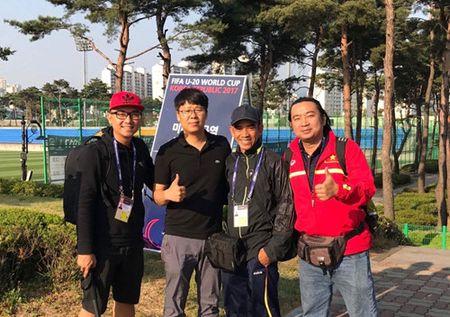 TRUC TIEP chuong trinh: U.20 Viet Nam san sang cho World Cup - Anh 1