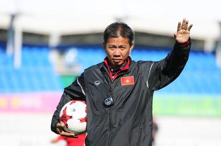 HLV Hoang Anh Tuan: U20 New Zealand khong qua ghe gom - Anh 1