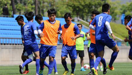 BLV Quang Huy: Chi can mot diem, U20 Viet Nam se di vao lich su - Anh 1
