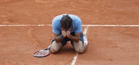 Roger Federer thong minh 'ne' Phap mo rong - Anh 2