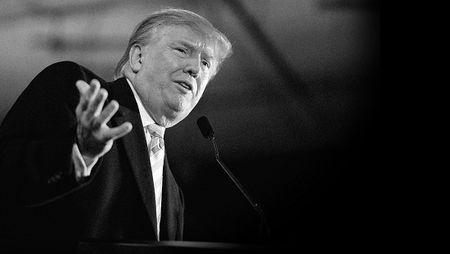 Mot 'man dem u am' dang bao phu lay Trump - Anh 1