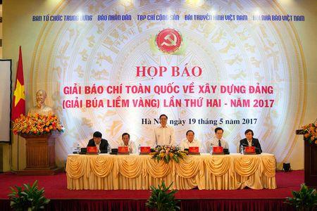 Ghi nhan tac pham bao chi xuat sac trong cong tac xay dung Dang - Anh 1