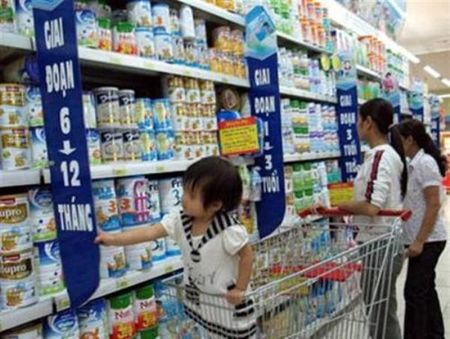 Bo Y te bat dau thanh tra 15 cong ty kinh doanh san pham dinh duong - Anh 1