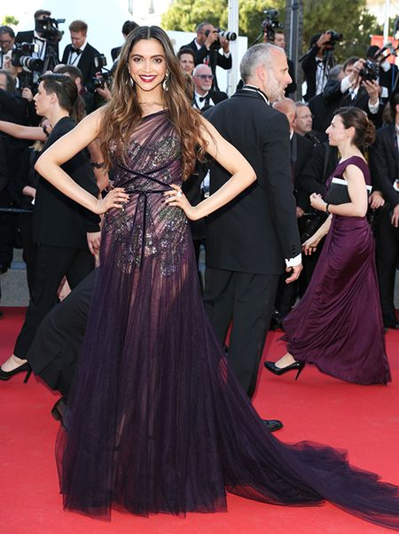 10 sao mac dep nhat le khai mac Cannes 2017 - Anh 10