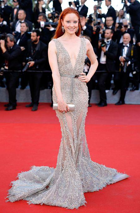 10 sao mac dep nhat le khai mac Cannes 2017 - Anh 9