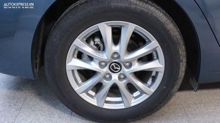 Cach phan biet Mazda3 2017 va phien ban cu tai Viet Nam - Anh 10