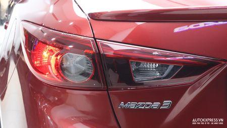 Cach phan biet Mazda3 2017 va phien ban cu tai Viet Nam - Anh 11