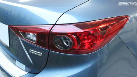 Cach phan biet Mazda3 2017 va phien ban cu tai Viet Nam - Anh 12
