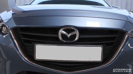 Cach phan biet Mazda3 2017 va phien ban cu tai Viet Nam - Anh 14