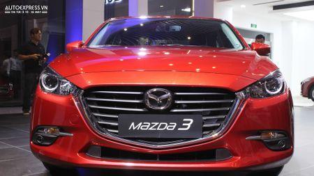 Cach phan biet Mazda3 2017 va phien ban cu tai Viet Nam - Anh 1