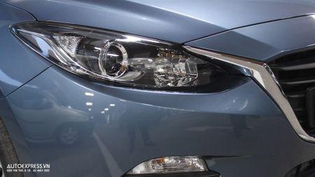 Cach phan biet Mazda3 2017 va phien ban cu tai Viet Nam - Anh 4