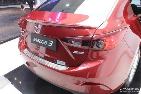 Cach phan biet Mazda3 2017 va phien ban cu tai Viet Nam - Anh 7
