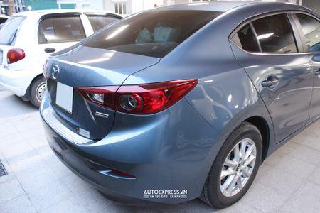 Cach phan biet Mazda3 2017 va phien ban cu tai Viet Nam - Anh 8