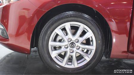 Cach phan biet Mazda3 2017 va phien ban cu tai Viet Nam - Anh 9